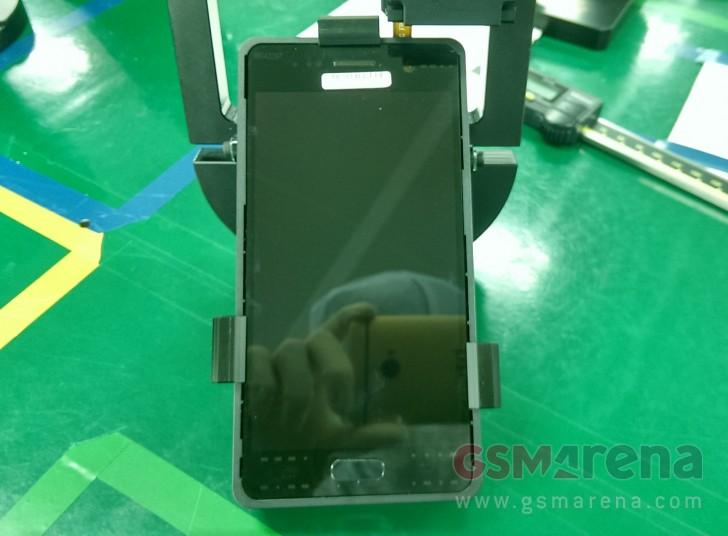 Prototipo Galaxy S7