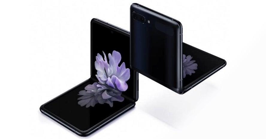 Galaxy Z Flip negro
