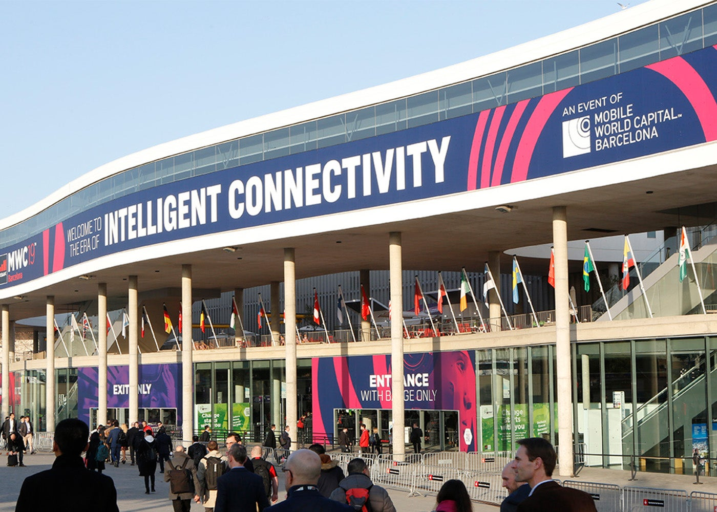 Mobile World Congress (MWC) 2020 de Barcelona