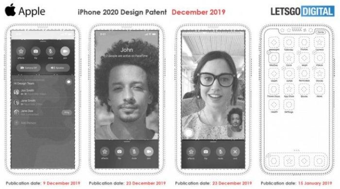 apple patente smartphone